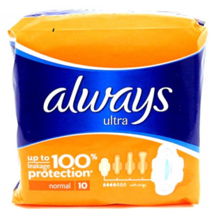 Absorbante-ALWAYS-10Buc-Ultra-Normal